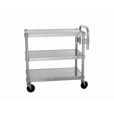 """Utility Cart Size: 36"""" H x 30"""" W x 24"""" D"""