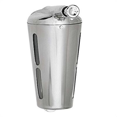 American Specialties Surface Mounted Stainless Steel Soap Dispenser