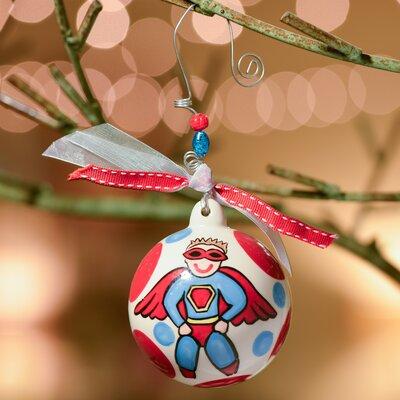 Super Boy Ball Ornament