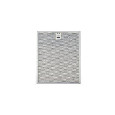 WS-58 Series Range Hood Filter Finish: Aluminum