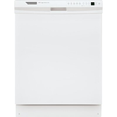 24'' Built-In Dishwasher Color: White