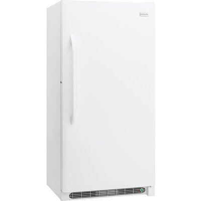 16.6 cu. ft. Frost-Free Upright Freezer Color: White