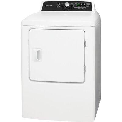 6.7 cu. ft. Electric Dryer