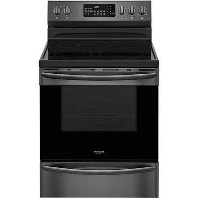 "Gallery 5.7 Cu. Ft. 30"" Free-standing Electric Range"