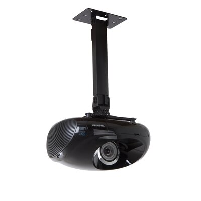 Universal Projector for Ceiling and Wall Mount