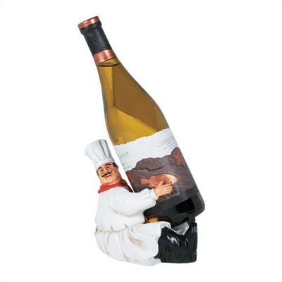 RAM Game Room Chef 1 Bottle Tabletop Wine Rack