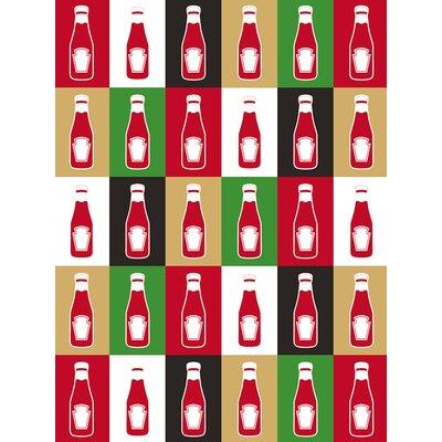 Art Group Heinz TK Silhouette Collage Canvas Wall Art