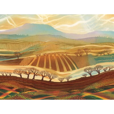 Art Group The Colours of the Earth by Rebecca Vincent Canvas Wall Art