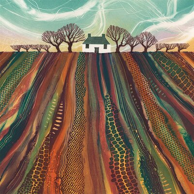 Art Group Home Time by Rebecca Vincent Canvas Wall Art