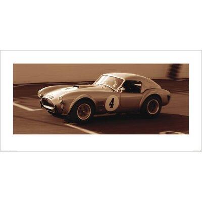 Art Group AC Cobra 1962 by Ben Wood Photographic Print