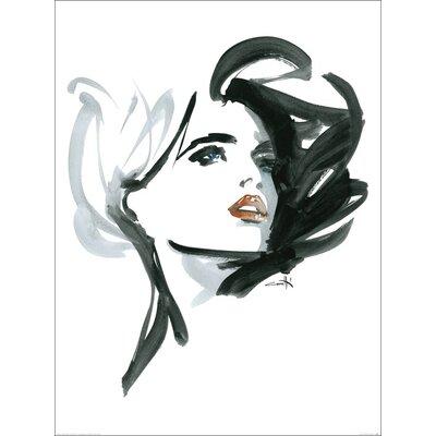 Art Group Valeria by Michel Canetti Art Print