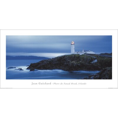 Art Group Phare De Fanad Head, Irlande by Jean Guichard Photographic Print