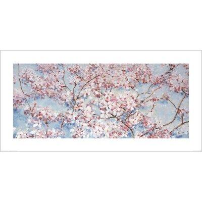 Art Group Full Blossom by Nicola Acaster Art Print