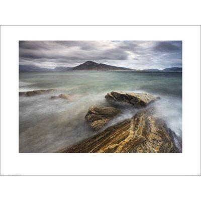 Art Group Harris from Taransay, Outer Hebrides by Lee Frost Photographic Print
