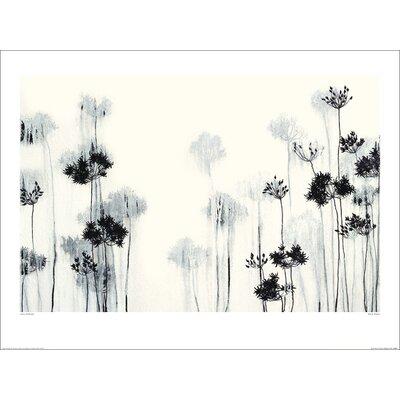 Art Group Black Stems by Hans Andkjaer Art Print