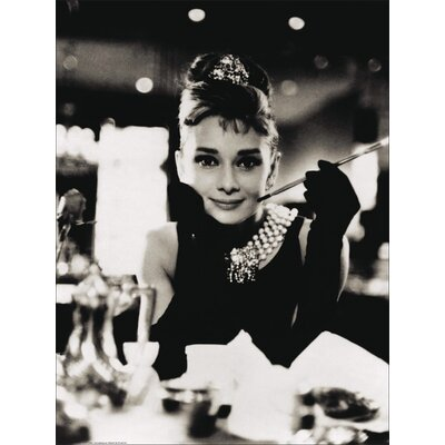 Art Group Audrey Hepburn Photographic Print
