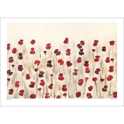 Art Group Poppy Profusion by Simon Fairless Art Print