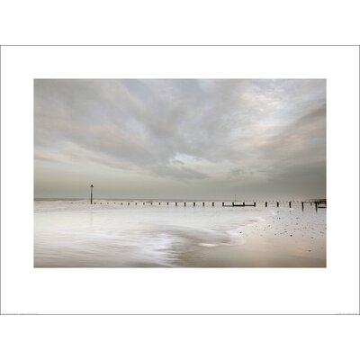 Art Group And Beyond The Shore by Ian Winstanley Photographic Print