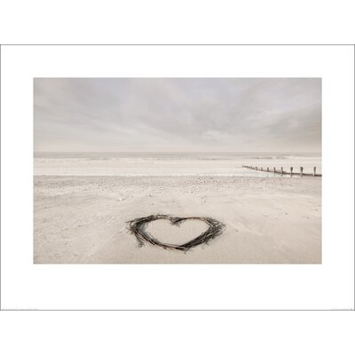 Art Group Love Goes on Forever by Ian Winstanley Photographic Print