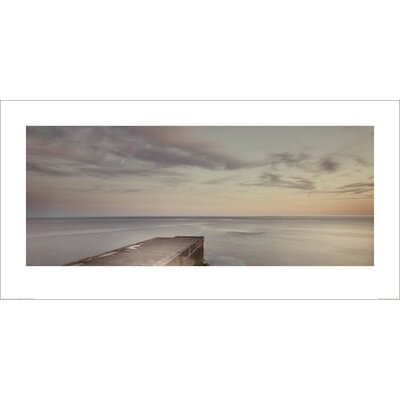 Art Group Looking to the Horizon by Ian Winstanley Photographic Print
