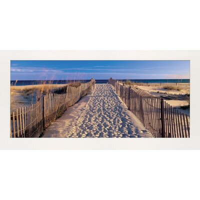 Art Group Pathway to the Beach by Josef Sohm Photographic Print