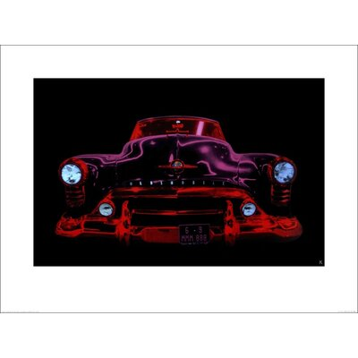 Art Group Auto Neon I by Didier Mignot Graphic Art