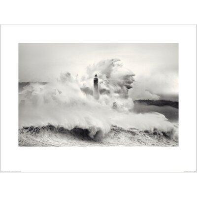 Art Group Cantabria Lighthouse I by Marina Cano Photographic Print