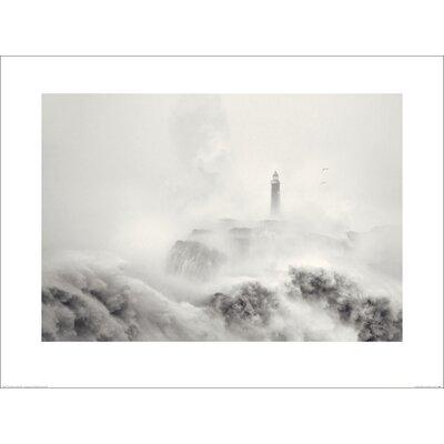 Art Group Cantabria Lighthouse II by Marina Cano Photographic Print