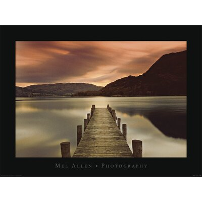 Art Group Ullswater by Mel Allen Photographic Print