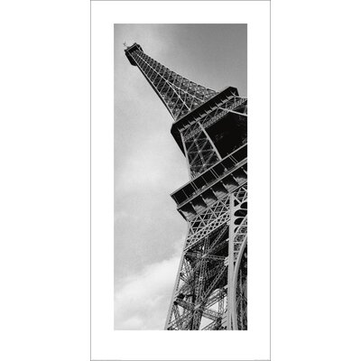 Art Group Eiffel Tower by Amy Gibbings Photographic Print