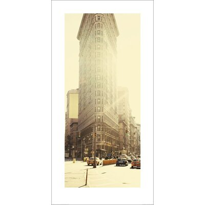 Art Group Flatiron Building, New York Photographic Print