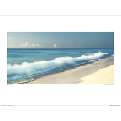 Art Group Breaking Wave, Cancun, Mexico by Jeremy Woodhouse Photographic Print