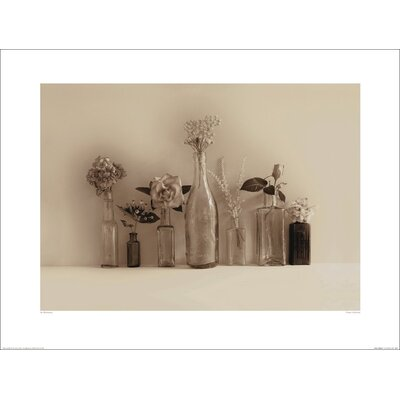 Art Group Flower Collection by Ian Winstanley Photographic Print