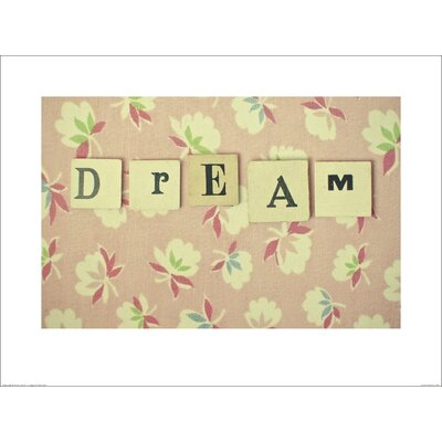Art Group Dream by Cassia Beck Typography