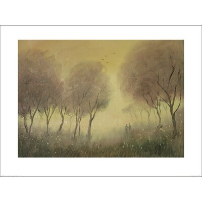 Art Group A New Day by Serena Sussex Art Print
