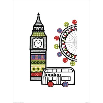 Art Group London by Jane Foster Graphic Art