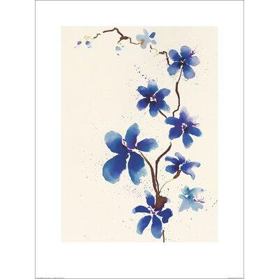 Art Group Oriental Blossom by Summer Thornton Art Print