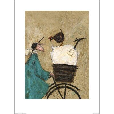 Art Group Taking the Girls Home by Sam Toft Art Print