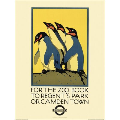 Art Group Transport for London - For the Zoo Graphic Art