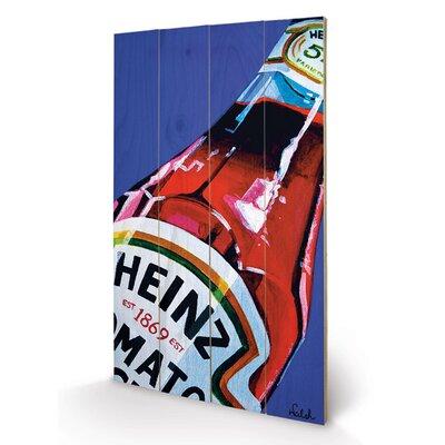 Art Group Heinz, TK Orla Walsh Vintage Advertisement Plaque