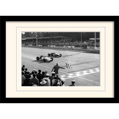 "Art Group Monaco ""10"" Mounted Framed Photographic Print"