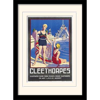 Art Group Cleethorpes #2 Framed Vintage Advertisement