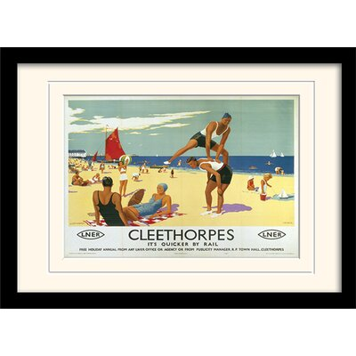 Art Group Cleethorpes #3 Framed Graphic Art