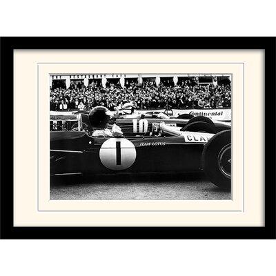 "Art Group Monaco ""15"" Mounted Framed Photographic Print"