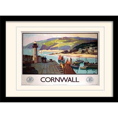 Art Group Cornwall #2 Framed Graphic Art