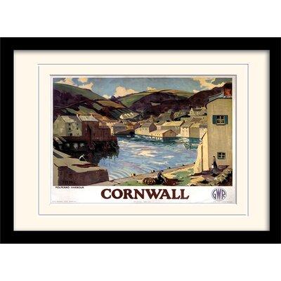 """Art Group Cornwall """"3"""" Framed Graphic Art"""