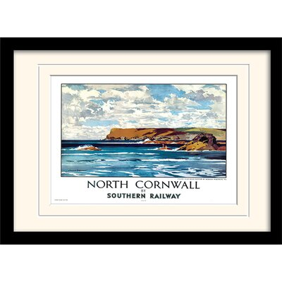 Art Group Cornwall #6 Framed Vintage Advertisement