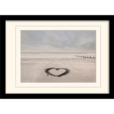 Art Group Love Goes on Forever by Ian Winstanley Framed Photographic Print