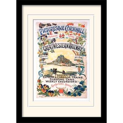 Art Group Cornwall #7 Framed Vintage Advertisement