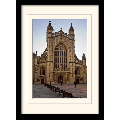Art Group Bath Abbey Framed Photographic Print